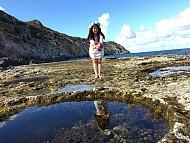 Bãi biển Vạn mê hoặc người dân kỳ nghỉ dịp 30/4 năm