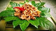 Độc Đáo Món Ăn Chịn Xồm Của Người Thái