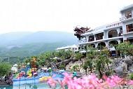 Kinh nghiệm tắm đầu tiên trong mùa xuân nóng của các núi thần thành viên Đà Nẵng